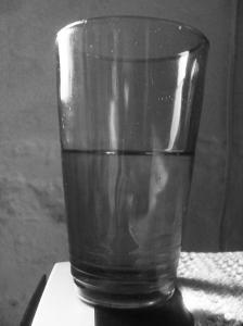 medio vaso
